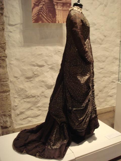 """На выставке """"Мода Викторианской эпохи"""" - платья и аксессуары 1830 - 1900 годов из собрания Александра Васильева, Париж (Фото 8)"""