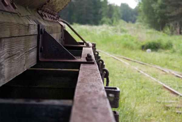 Фотографии из музея паровозов.