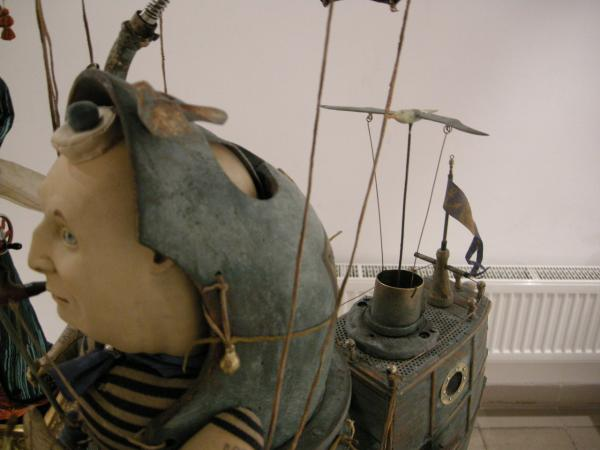 """Выставка Авторской Куклы в центре современного искусства """"М Арс"""" (Москва) (Фото 11)"""