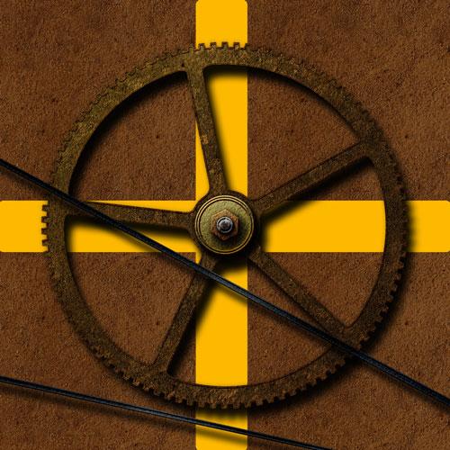 Создаем реалистичную шестеренку ч.3 (Фото 9)