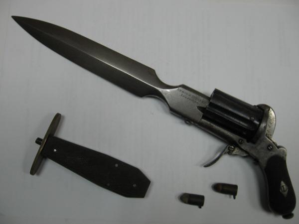 Комбинированное оружие (Фото 21)