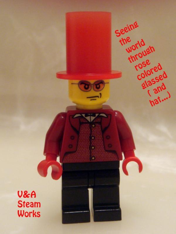 Подборка Lego-конструкций. Часть первая. (Фото 28)