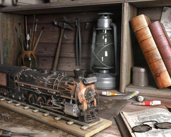 SteamART (Фото 10)