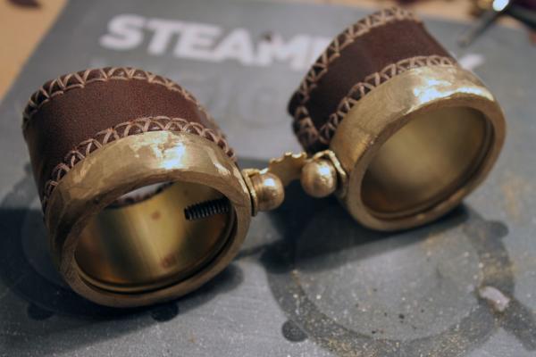 """""""Steam eyes"""" для конкурса «STEAMPUNK-VISION 3D» - Вторая часть"""