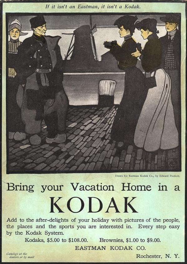 Реклама Kodak (Фото 12)