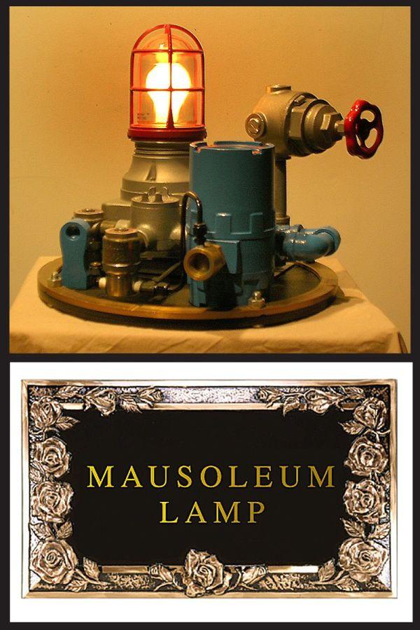 Эстетика  Fallout или тяжелая индустрия  лампостроения. (Фото 10)