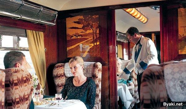 Арт-декор поезда (Фото 9)