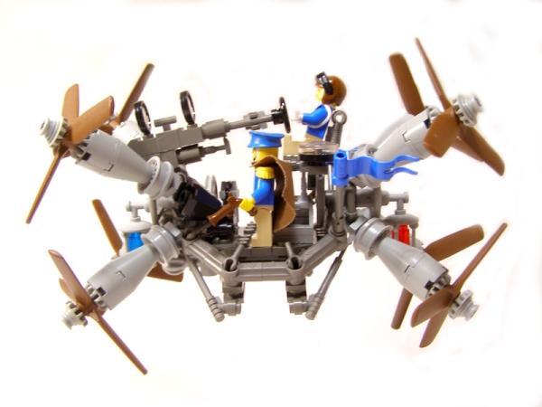 Подборка Lego-конструкций. Часть вторая. (Фото 8)