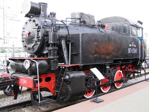 Музей железнодорожной техники Фототчёт (Фото 6)