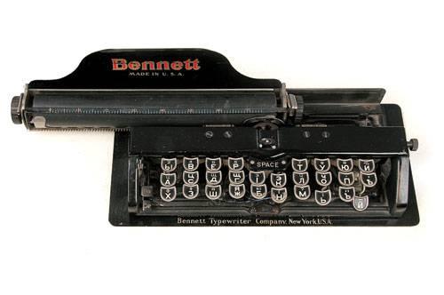 История печатных машинок (Фото 6)