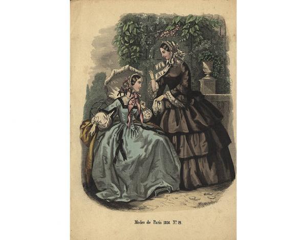 Переменчивая мода Викторианской эпохи (Фото 16)