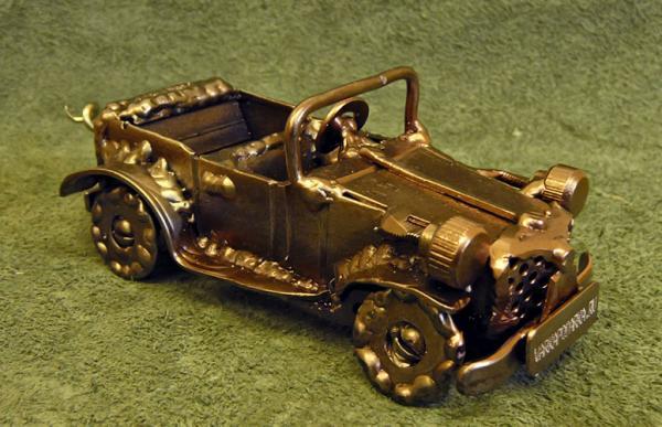 Ретро-авто (Фото 7)