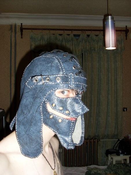 Мои маски и ещё пара творений) (Фото 2)