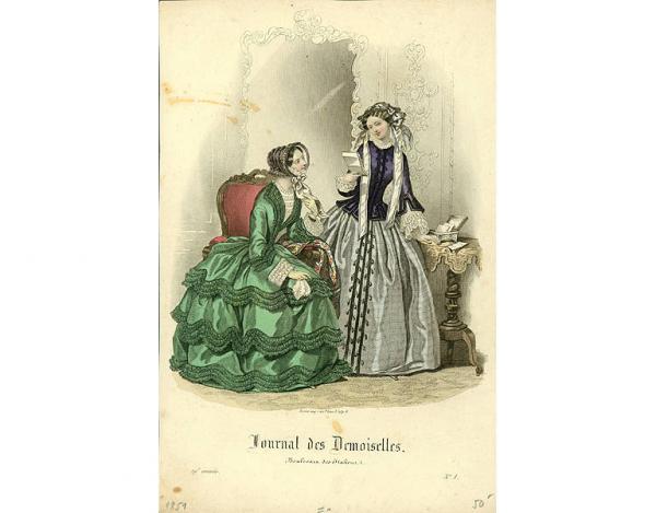 Переменчивая мода Викторианской эпохи (Фото 13)