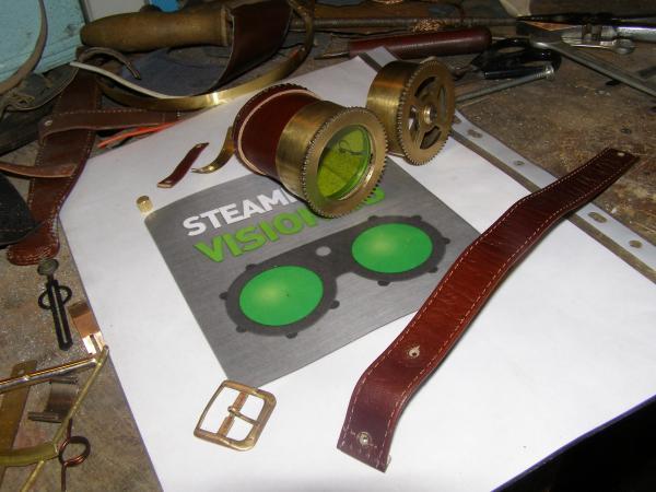 """STEAMPUNK - VISION 3D"" от NVIDIA"" (Фото 8)"