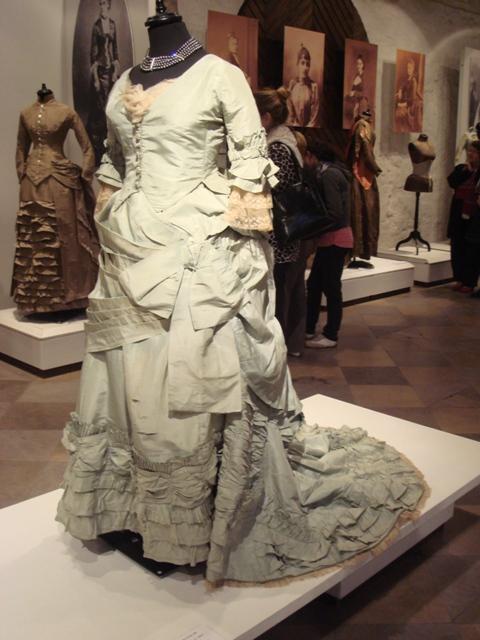"""На выставке """"Мода Викторианской эпохи"""" - платья и аксессуары 1830 - 1900 годов из собрания Александра Васильева, Париж (Фото 20)"""