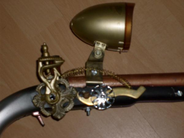 Steampunk weapon! (Фото 4)