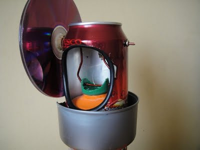 Двигатель Стирлинга из мусора: перевод, первая часть
