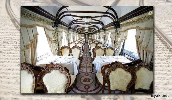 Арт-декор поезда (Фото 5)