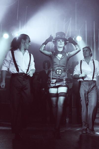 """Немного фото с показа новой коллекции """" Steampunk Cabaret"""" (Фото 5)"""