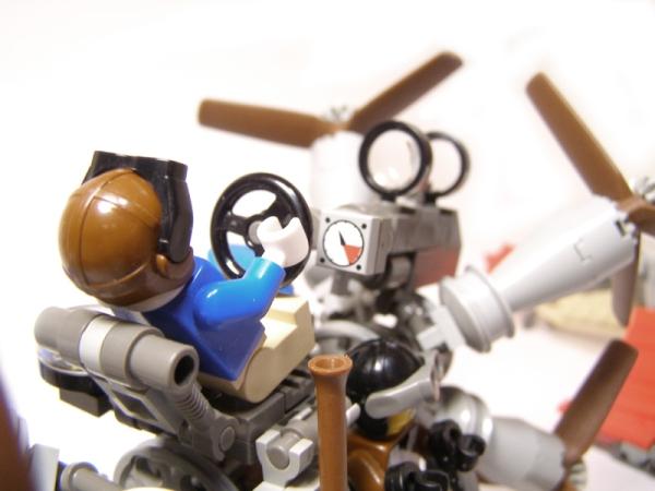 Подборка Lego-конструкций. Часть вторая. (Фото 12)