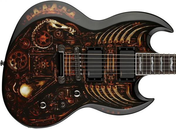 Гитары CLOCKWORK ZOMBIE (Фото 5)