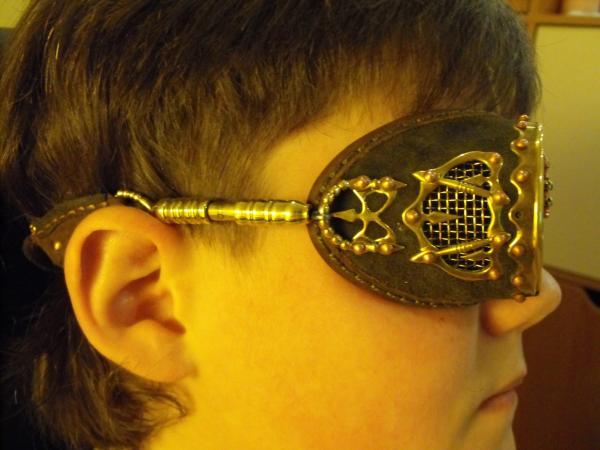 "Гогглы   Монте Кристо  для конкурса  ""STEAMPUNK-VISION 3D"" от NVIDIA №5 (Фото 19)"