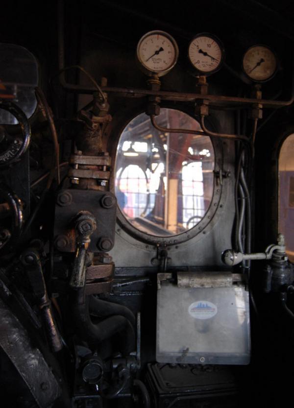 Железнодорожное ретро