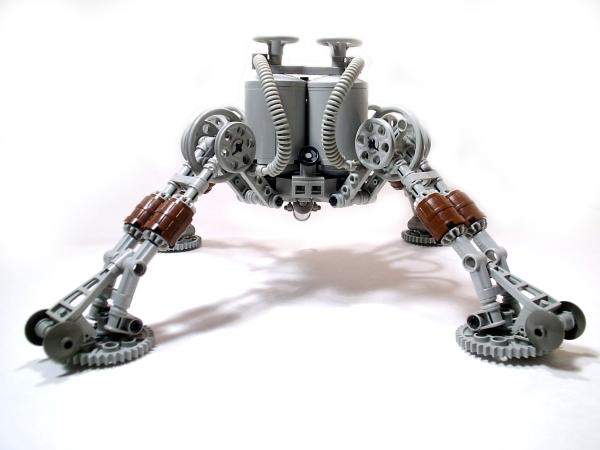 Подборка Lego-конструкций. Часть вторая. (Фото 27)