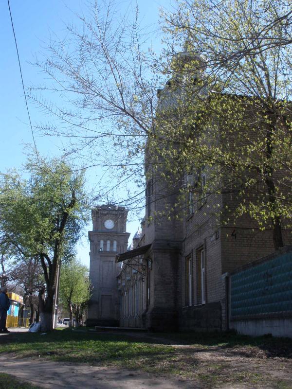 Весенний старый город (Фото 35)