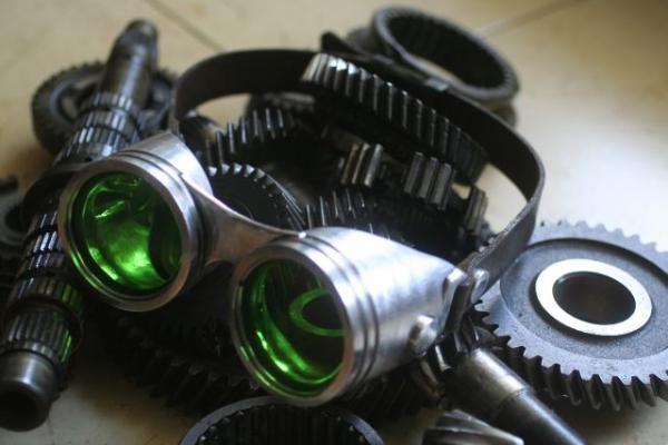 """""""Dieselpunk Vision"""" of Steamimpactor. Фотосет. (Фото 11)"""