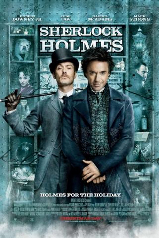 Шерлок Холмс (Sherlock Holmes,  Warner Bros., 2009)