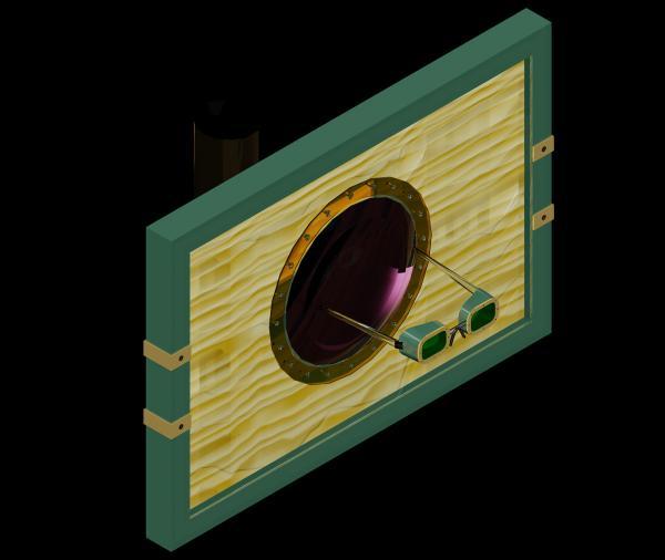 Работа на конкурс Steampunk-Vision 3D в Студию, автор Дмитрий