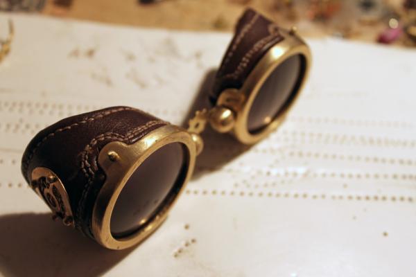 """Steam eyes"" для конкурса «STEAMPUNK-VISION 3D» - Вторая часть (Фото 94)"