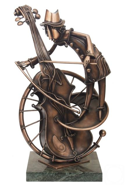 Скульптуры из листового металла(часть 2) (Фото 2)