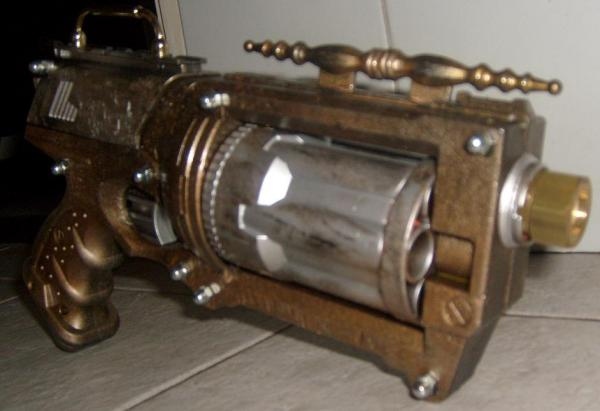 Steampunk weapon! (Фото 12)