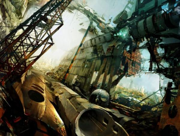 Окружающая среда  Дэниела Докью (Фото 5)