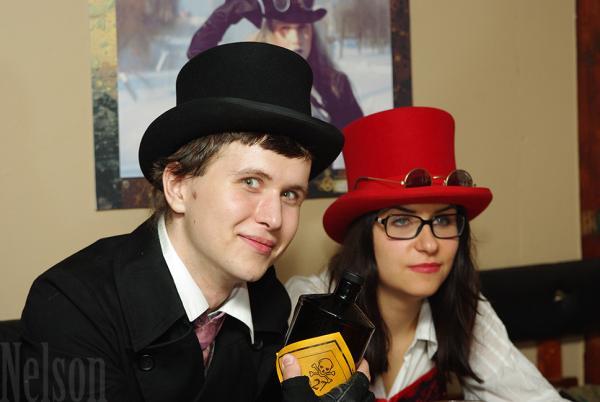 Steampunk Party 15 мая, Полный фотоотчет, часть вторая. (Фото 48)