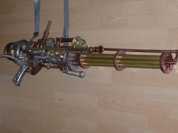 Steampunk weapon! (Фото 6)