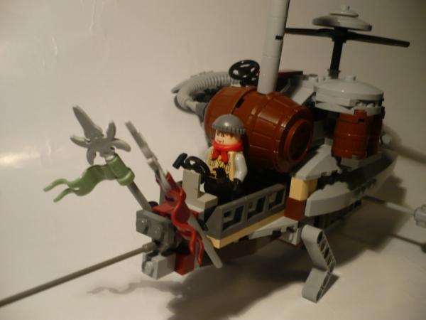 Подборка Lego-конструкций. Часть вторая. (Фото 4)