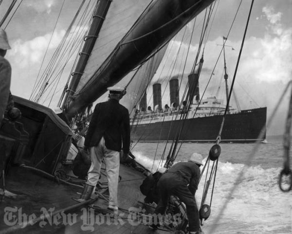 фото Нью-Йорка начала 20го века (Фото 27)