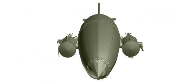 Летучий корабль (Фото 8)