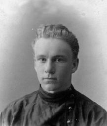 Андрей Николаевич Григорьев, выпускник реального училища имени 300-летия Дома Романовых.