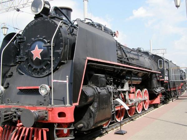 Музей железнодорожной техники Фототчёт (Фото 5)
