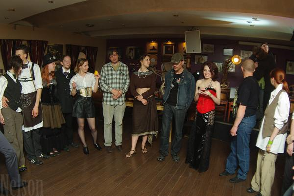 Steampunk Party 15 мая, Полный фотоотчет, часть вторая. (Фото 64)