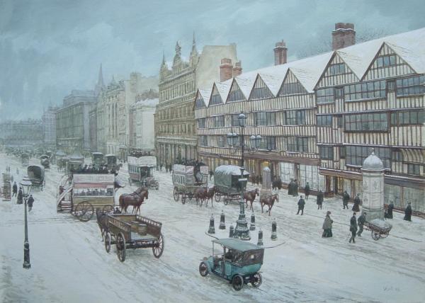 Викторианский Лондон