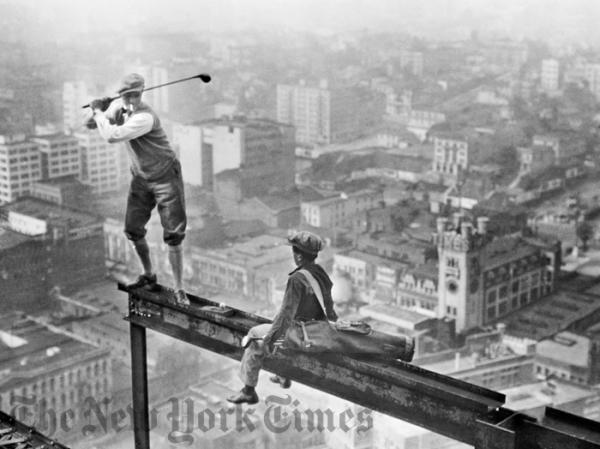фото Нью-Йорка начала 20го века (Фото 23)