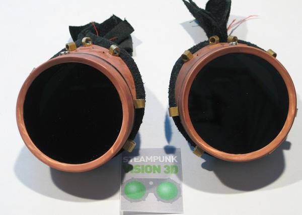 """Очки для конкурса """"STEAMPUNK-VISION 3D"""" часть 2 (обновлено 13.05.2010) (Фото 10)"""