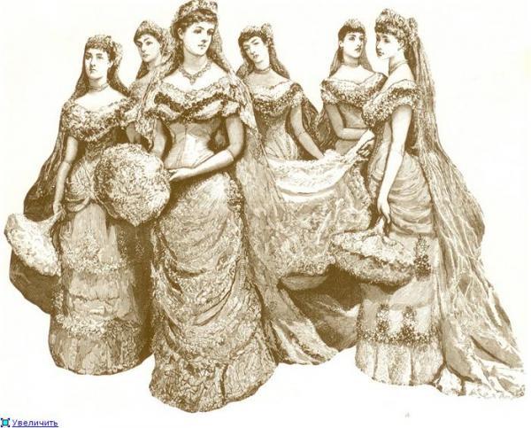 Иллюстрации из викторианских журналов (Фото 17)