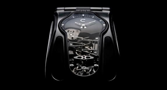 Механический телефон Celsius X VI II